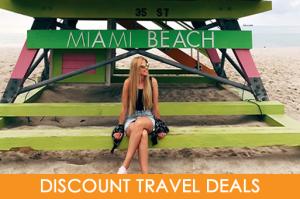 discount travel deals