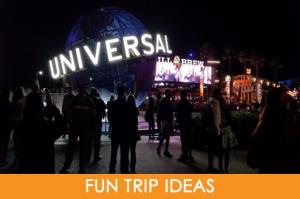 fun trip ideas