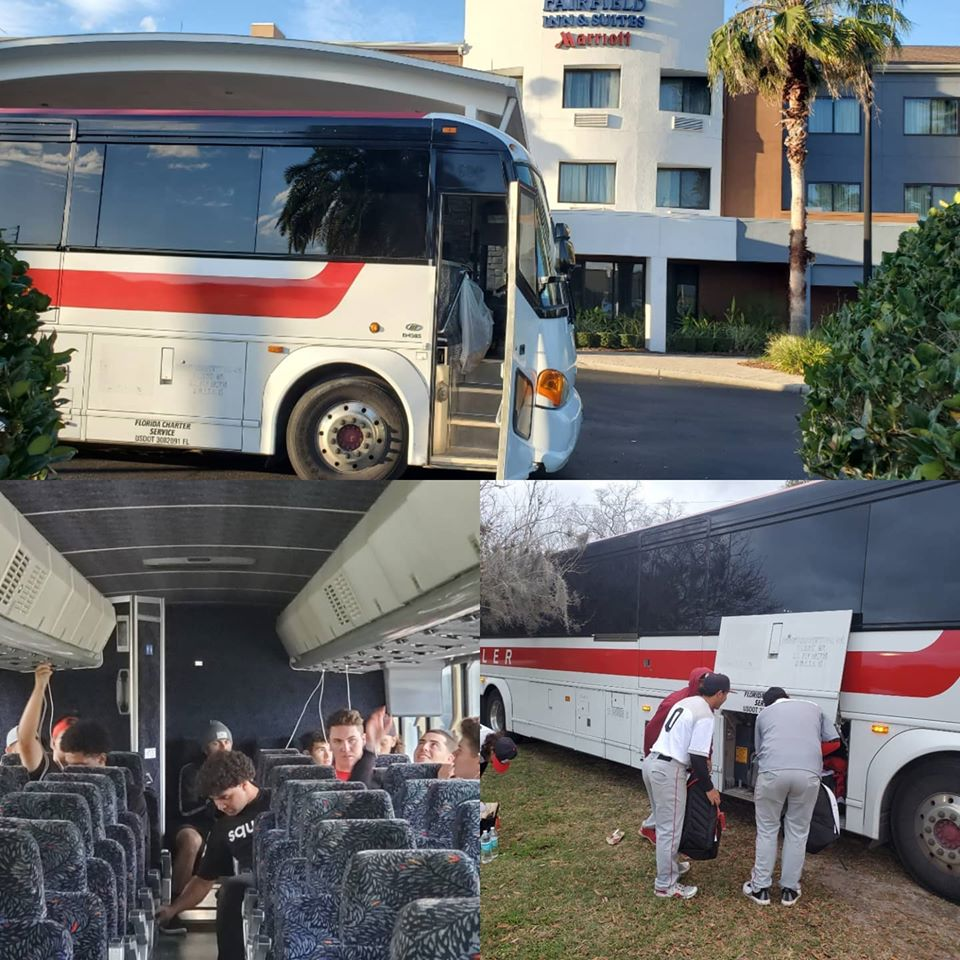 Florida Charter Bus Service - Discover Tampa Bay
